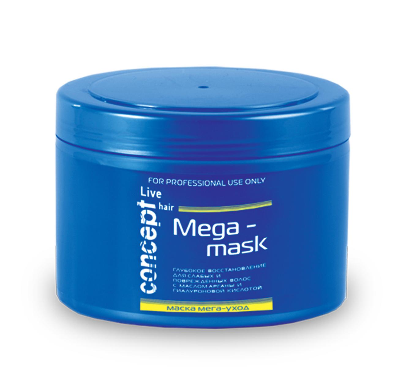 Маска для сухих волос молочная